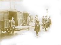 Las pandemias han acompañado a la historia de la humanidad. La influenza española se expandió en Europa favorecida por la Primera Guerra Mundial.